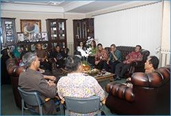 UNIKOM Persiapkan Seminar Nasional Bidang Kelautan 2014